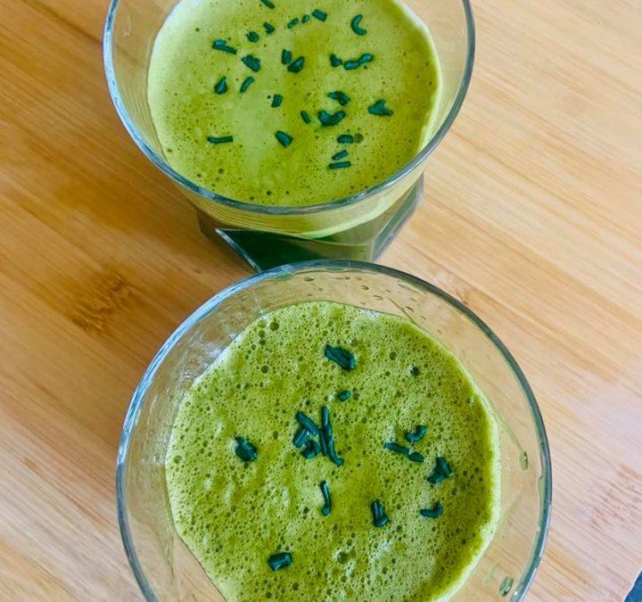 [FOOD] Les jus verts c'est la vie – Spécial orties