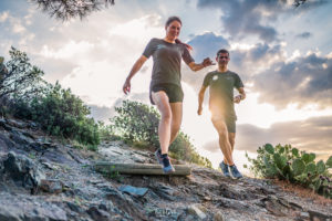 Coaching Trail Fontainebleau