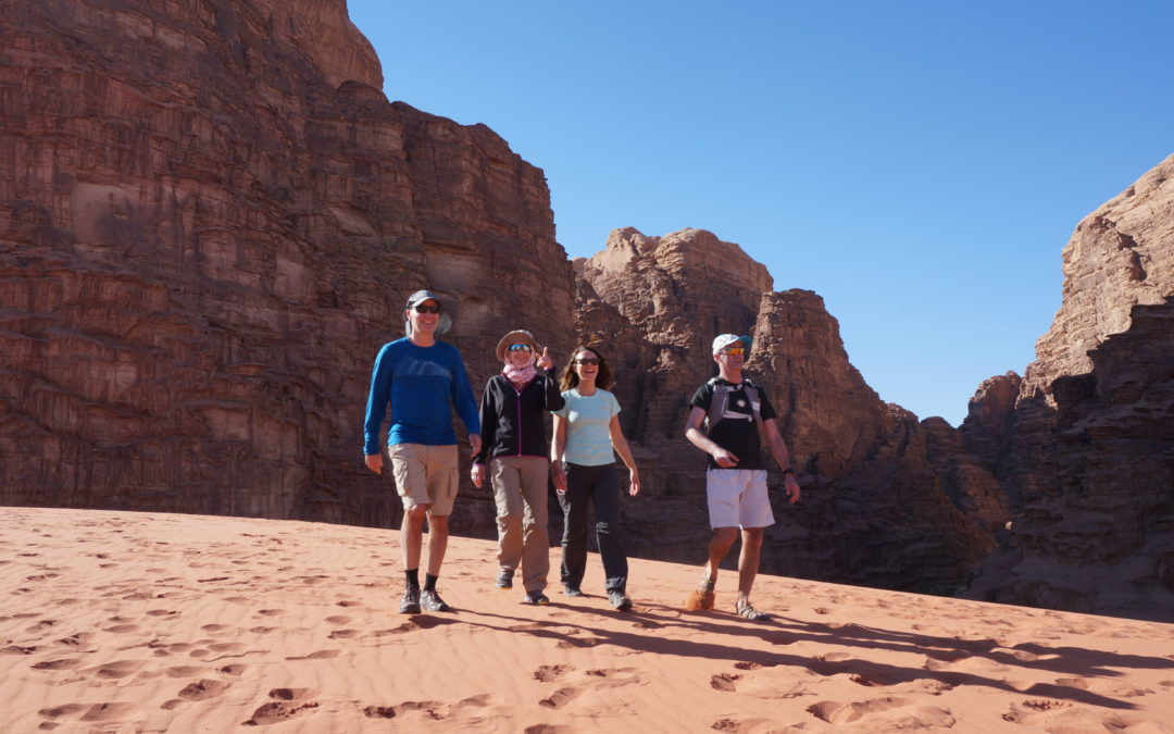 Feedbacks Voyage Yoga Marche En Jordanie Yoga Running