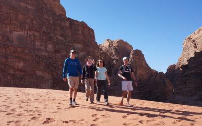 [FEEDBACKS] – Voyage Yoga & Marche en Jordanie