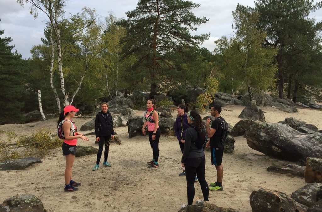 [FEEDBACKS] – Week-end Running Yogis en Forêt de Fontainbleau