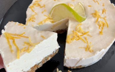 [FOOD] Cheesecake Cru au Citron