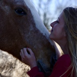 yoga et cheval