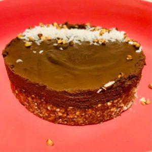 tarte crue chocolat sarrazin
