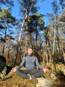 Running Yoga fontainebleau